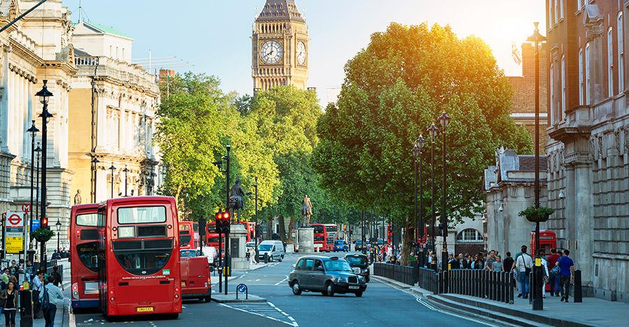 Chuyển phát nhanh DHL đi Anh (United Kingdom) nhanh chóng, an toàn