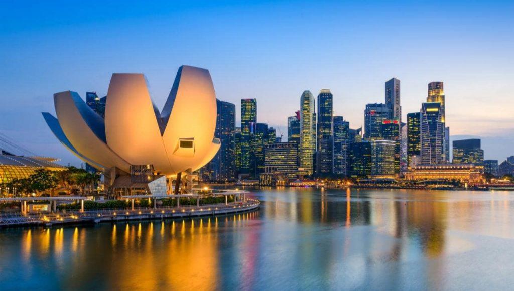 Chuyển phát nhanh DHL từ Hà Nội đi Singapore nhanh chóng