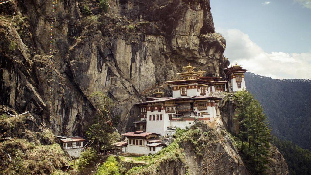 Dịch vụ chuyển phát nhanh DHL đi Bhutan giá rẻ