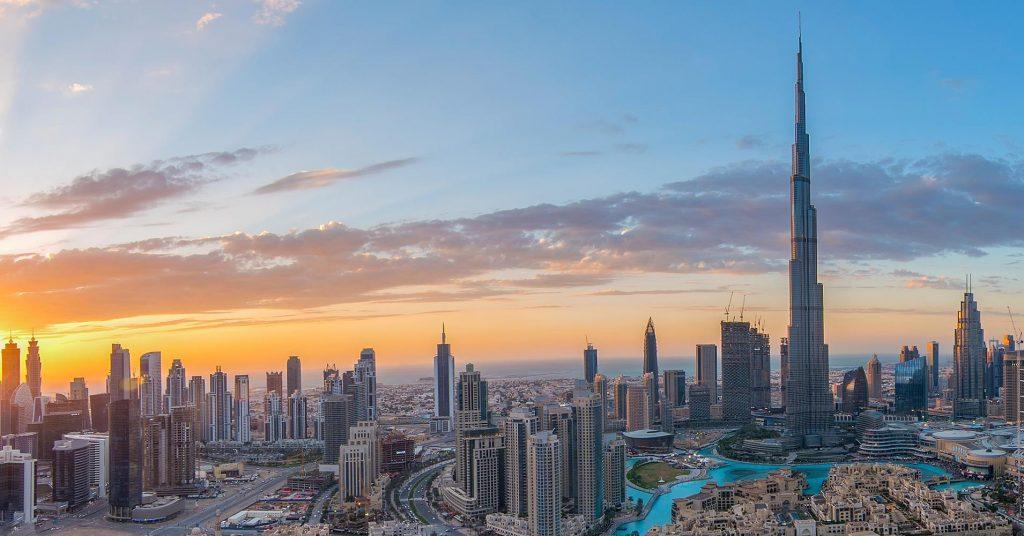 Chuyển phát nhanh DHL đi Dubai giá rẻ chuyên nghiệp