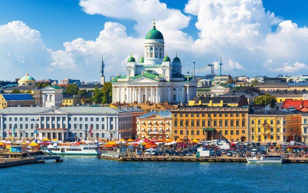 Chuyển phát nhanh Sài Gòn đi Phần Lan