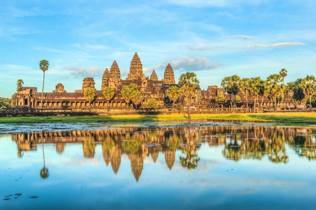 Dịch vụ vận chuyển hàng hóa từ Hà Nội đi Campuchia