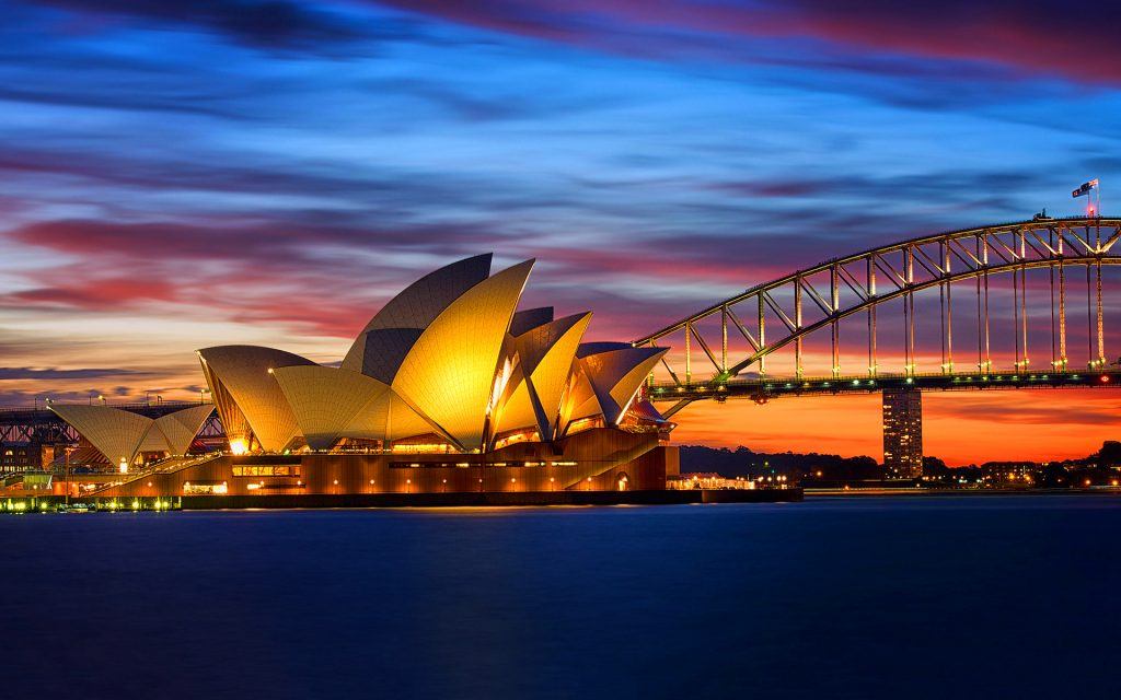 Dịch vụ chuyển phát nhanh DHL đi Úc (Australia) giá rẻ.