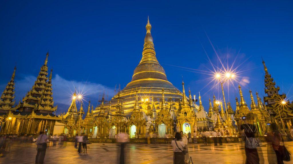 Dịch vụ chuyển phát nhanh DHL đi Myanmar giá rẻ.