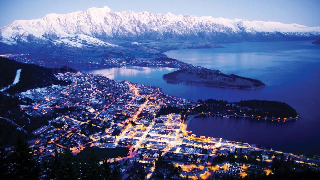 Dịch vụ chuyển phát nhanh DHL đi New Zealand giá rẻ.