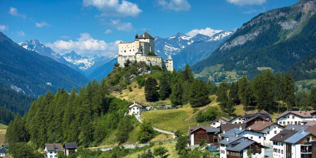 Chuyển phát nhanh DHL đi Thụy Sĩ nhanh chóng, giá rẻ