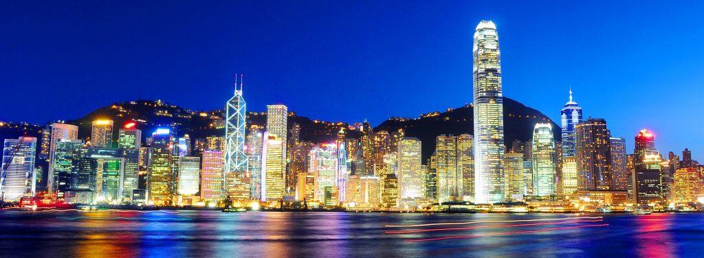 Dịch vụ chuyển phát nhanh DHL đi Hong Kong giá rẻ.