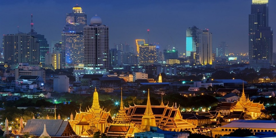 Dịch vụ chuyển phát nhanh DHL đi Thái Lan giá rẻ.