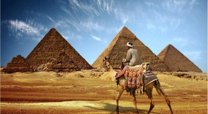 Dịch vụ chuyển phát nhanh DHL đi Ai Cập (Egypt) giá rẻ.