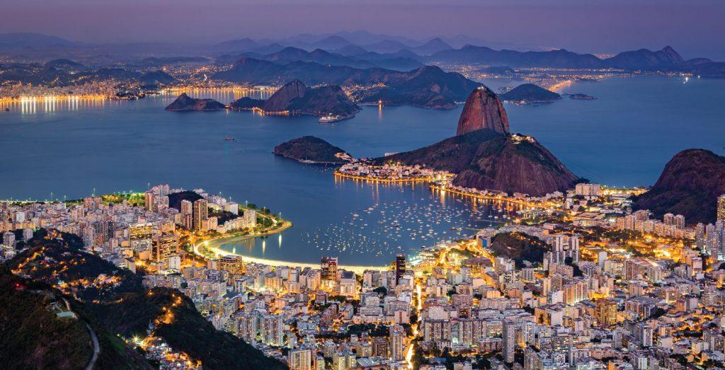Dịch vụ chuyển phát nhanh DHL đi Brazil giá rẻ, chuyên nghiệp