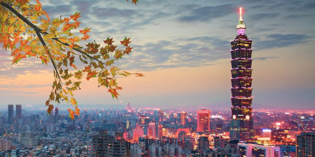 Dịch vụ chuyển phát nhanh DHL đi Đài Loan giá rẻ.