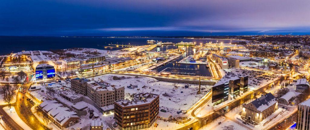 Dịch vụ chuyển phát nhanh Hà Nội đi Estonia giá rẻ.