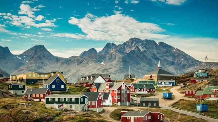 Dịch vụ chuyển phát nhanh DHL đi Greenland giá rẻ và an toàn