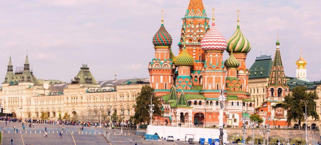 Dịch vụ chuyển phát nhanh DHL đi Nga (Russia)
