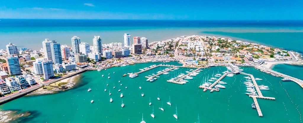 Dịch vụ chuyển phát nhanh DHL đi Uruguay giá rẻ.