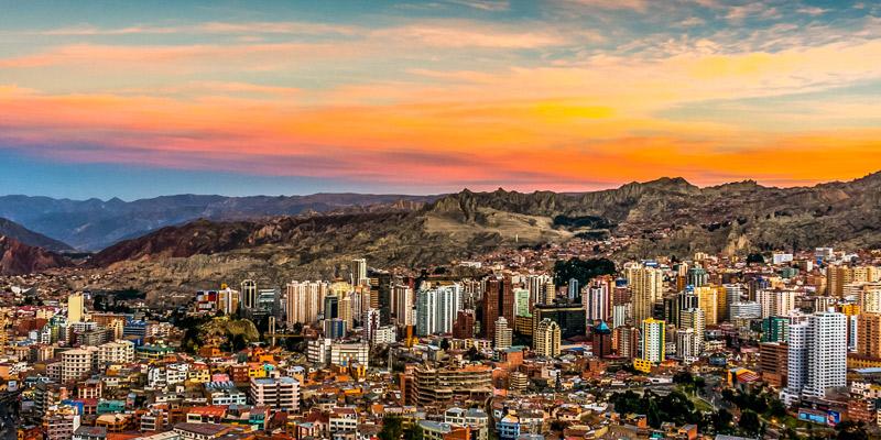 Dịch vụ chuyển phát nhanh DHL đi Bolivia giá rẻ.