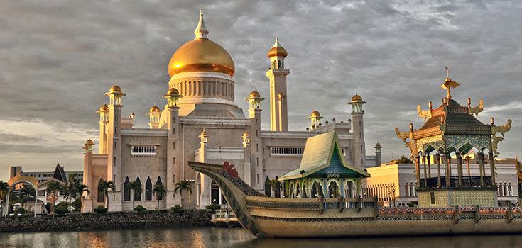 Dịch vụ chuyển phát nhanh DHL đi Brunei giá rẻ.