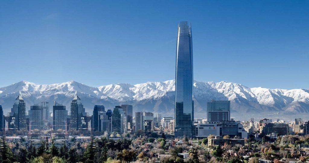 Dịch vụ chuyển phát nhanh DHL đi Chile giá rẻ.