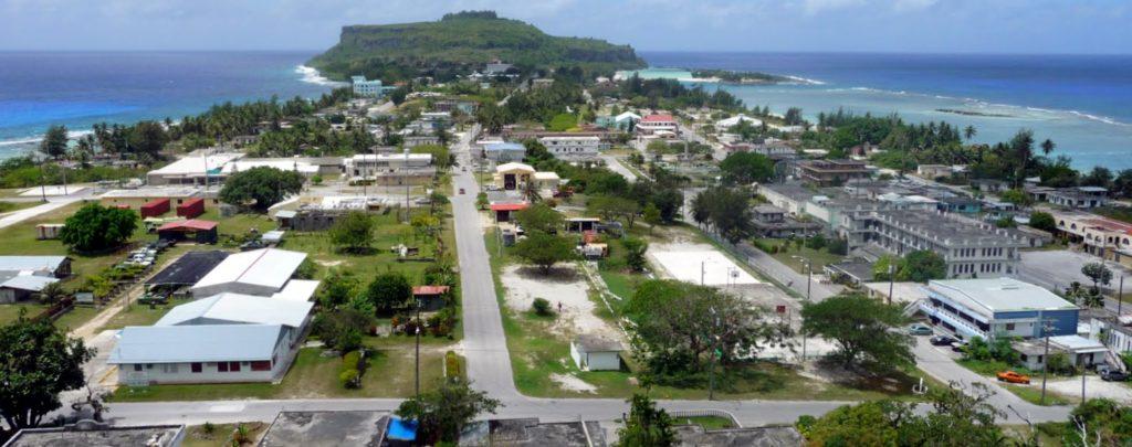 Dịch vụ chuyển phát nhanh DHL đi Micronesia giá rẻ, chuyên nghiệp