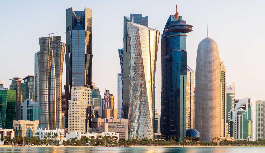 Dịch vụ chuyển phát nhanh DHL đi Qatar giá rẻ.